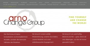 amoChange Group Banner