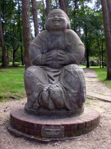 Skulptur von Bernhard Hoetger (1874-1949) in Worpswede