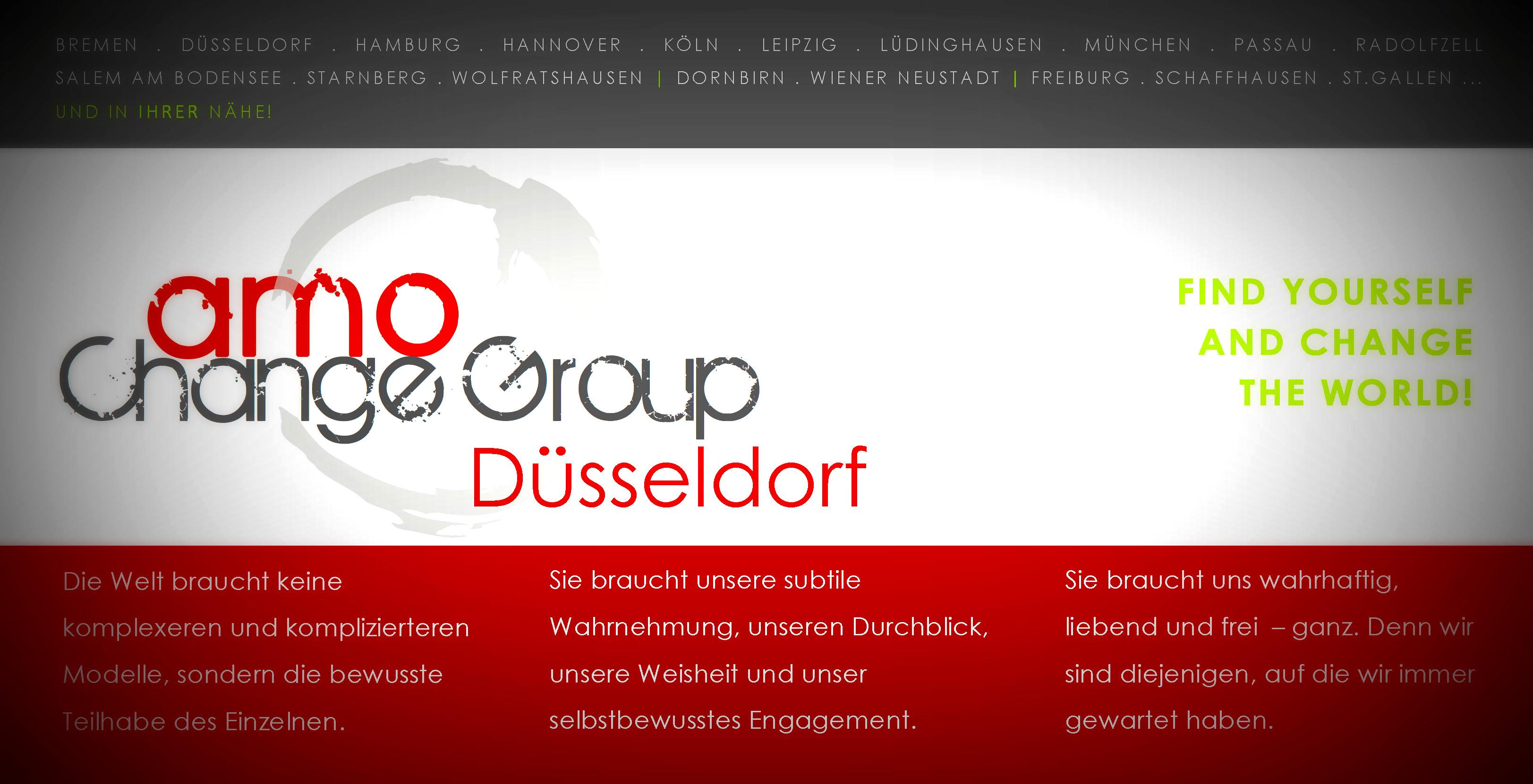 amoChange Group Düsseldorf